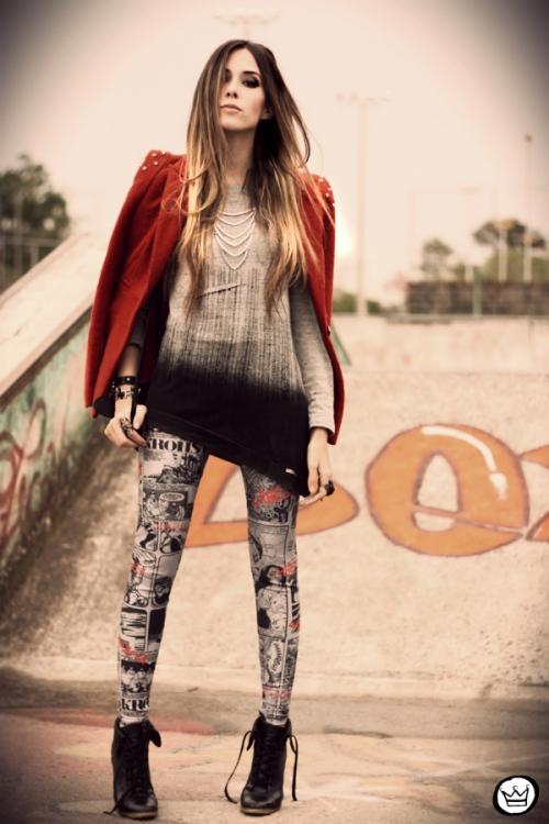 FashionCoolture - 21.10.2013 look du jour Labellamafia Romwe (9)