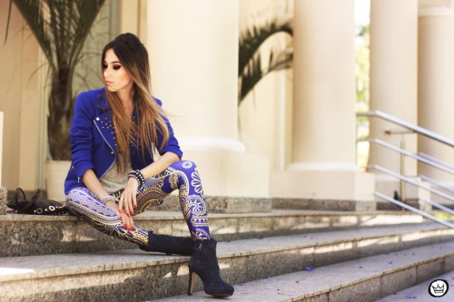 FashionCoolture - 29.10.2013 look du jour LovelySally legging (4)
