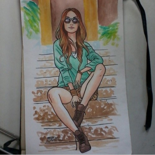 FashionCoolture drawing(4)