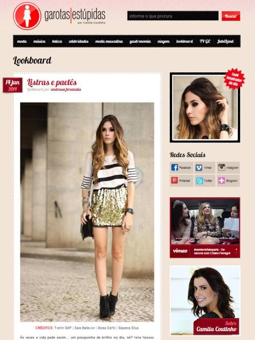 FashionCoolture lookboard GE