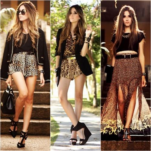 FashionCoolture outfit leopard print