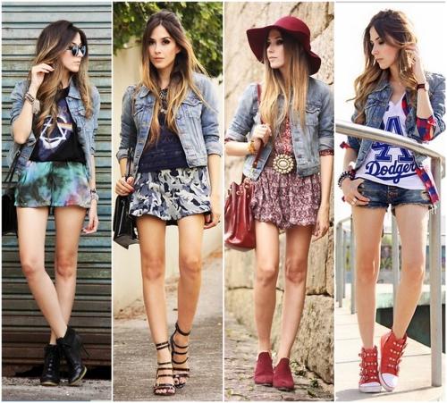 FashionCoolture - jaqueta jeans