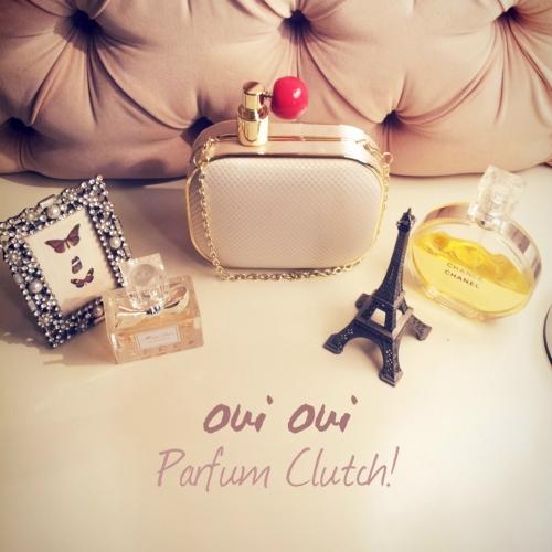 FashionCoolture Instagram clutch