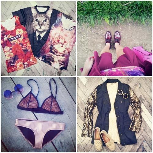 FashionCoolture Instagram -