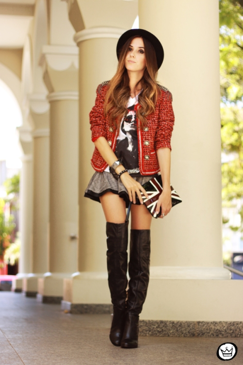 FashionCoolture - 09.04.2014 look du jour Dafiti (1)