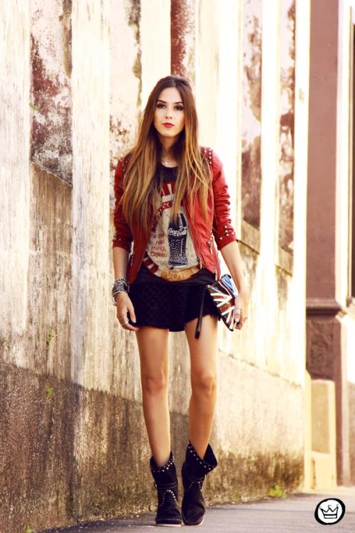FashionCoolture - 12.04.2014 look du jour Santafina (1)
