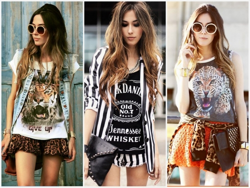 FashionCoolture Shopping tips t-shirt  (1)