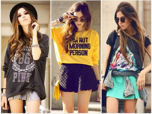 FashionCoolture Shopping tips t-shirt  (2)