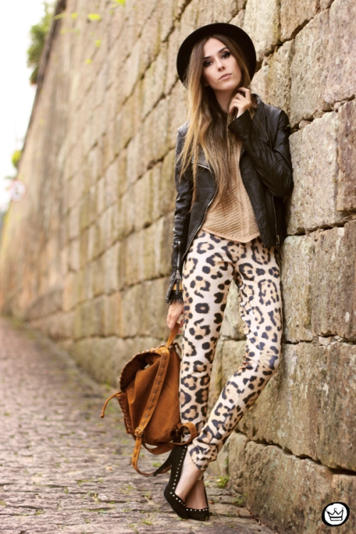 FashionCoolture - 08.05.2014 look du jour Displicent leopard print (1)