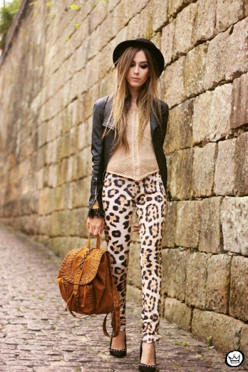 FashionCoolture - 08.05.2014 look du jour Displicent leopard print (3)