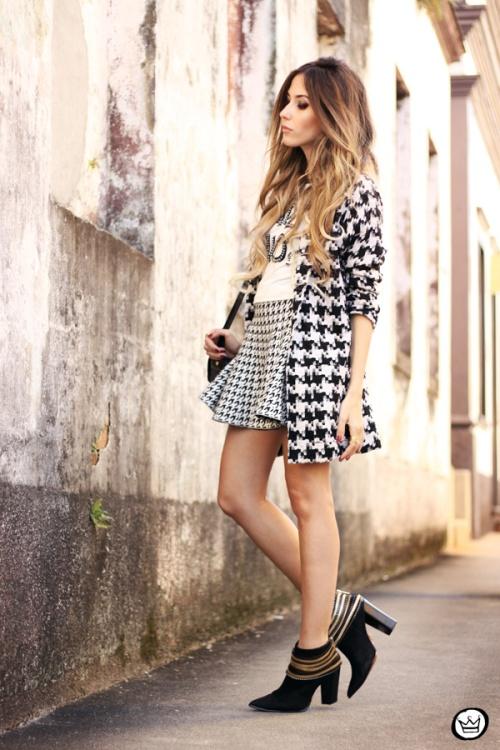 FashionCoolture - 14.05.2014 look du jour pied de poule pied de coq  (6)