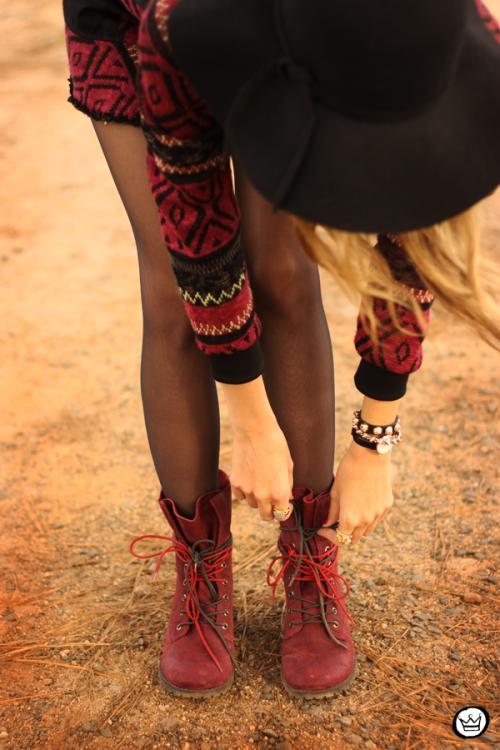 FashionCoolture - 15.05.2014 look du jour ethnic print suit (3)
