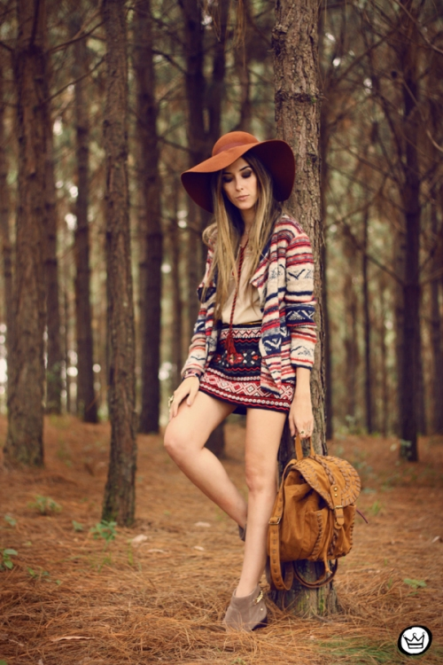 FashionCoolture - 20.05.2014 look du jour Haes ethnic (8)