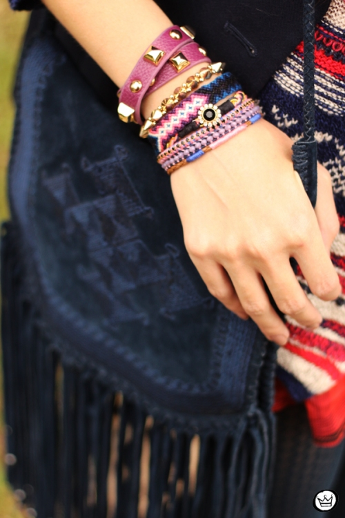 FashionCoolture - 22.05.2014 look du jour Displicent Haes ethnic plaid (4)