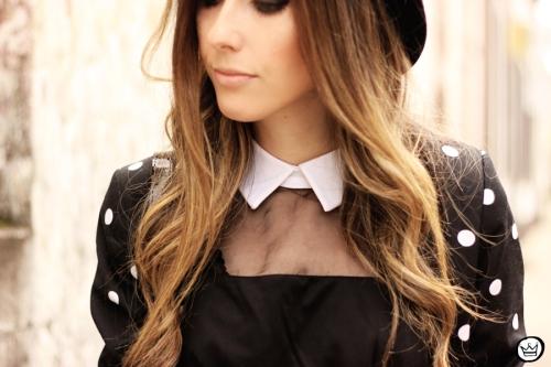 FashionCoolture - 28.05.2014 look du jour little black dress oxfords (5)