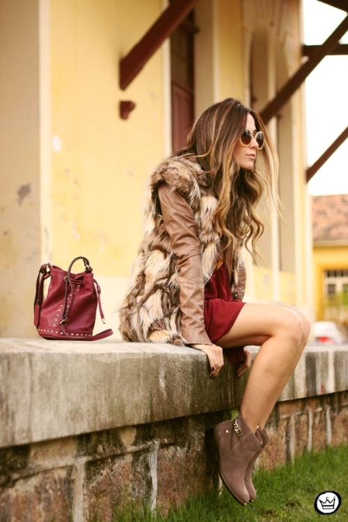 FashionCoolture - 29.05.2014 look du jour Moikana boho outfit faux fur vest (4)