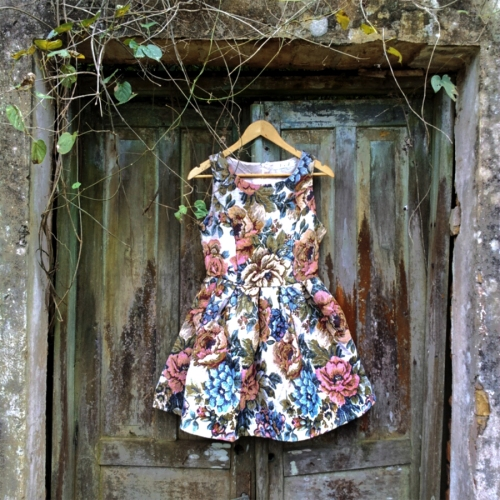 FashionCoolture Chicwish floral dress