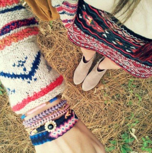 FashionCoolture Instagram ethnic