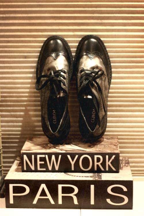 FashionCoolture Instagram new shoes oxford