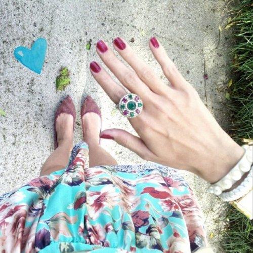 FashionCoolture Instagram outfit