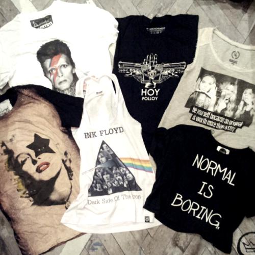 FashionCoolture Instagram t-shirt