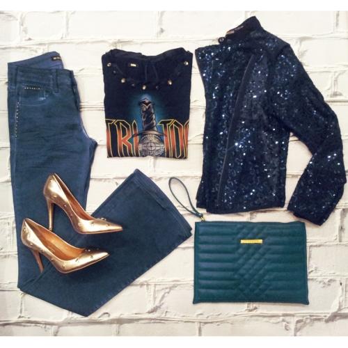 FashionCoolture look Dafiti
