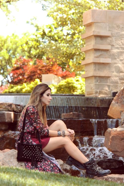FashionCoolture look du jour Arboretum