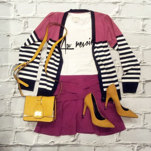 FashionCoolture outfit Instagram Dafiti pink girly