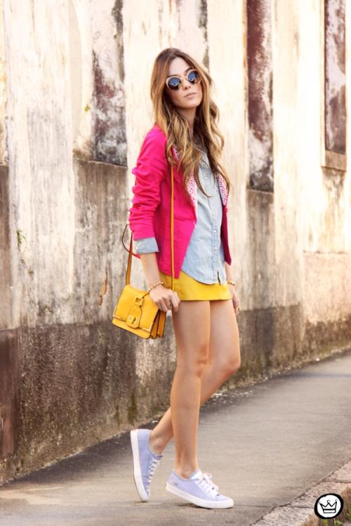 FashionCoolture - 02.06.2014 look du jour Displicent colours  (1)