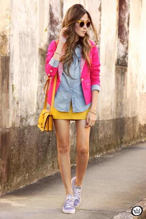 FashionCoolture - 02.06.2014 look du jour Displicent colours  (4)