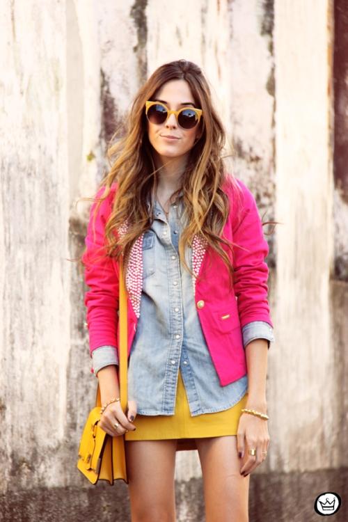 FashionCoolture - 02.06.2014 look du jour Displicent colours  (6)