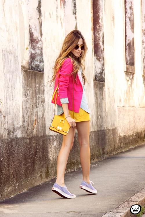 FashionCoolture - 02.06.2014 look du jour Displicent colours  (7)