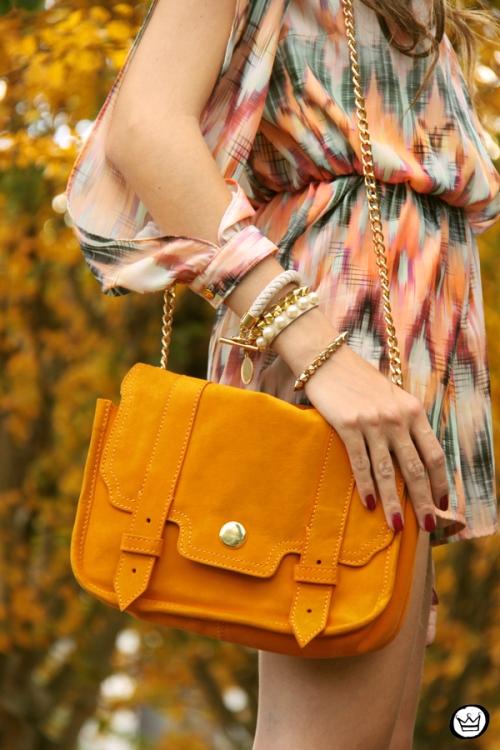 FashionCoolture - 04.06.2014 look du jour Slywear printed jumpsuit (4)