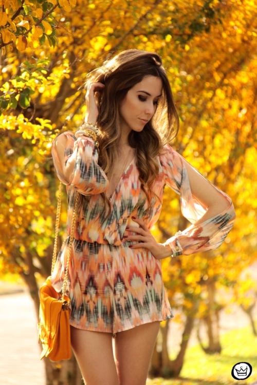 FashionCoolture - 04.06.2014 look du jour Slywear printed jumpsuit (5)