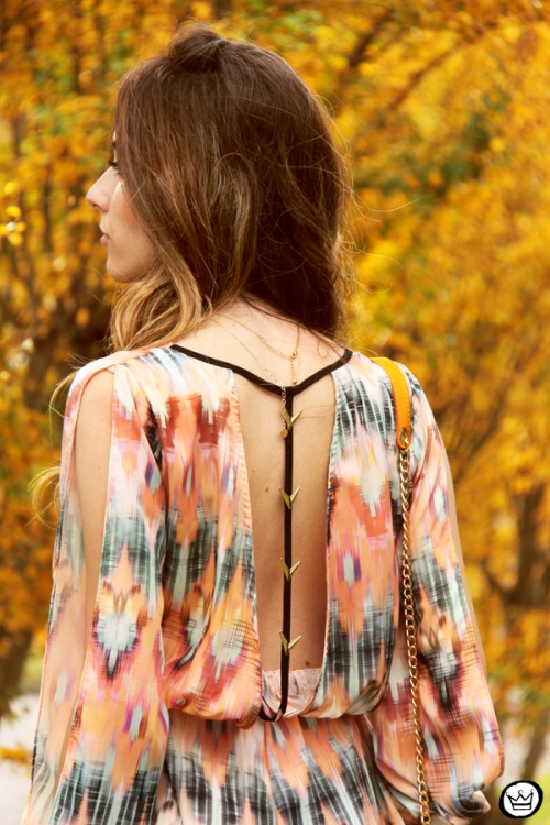 FashionCoolture - 04.06.2014 look du jour Slywear printed jumpsuit (6)