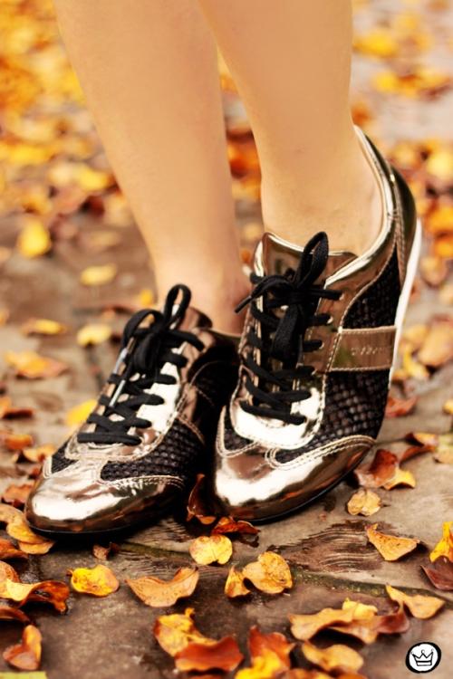 FashionCoolture - 09.06.2014 look du jour Amaro leopard print sneakers (4)