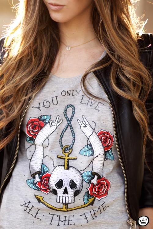FashionCoolture - 11.06.2014 look du jour ChicoRei t-shirt (5)