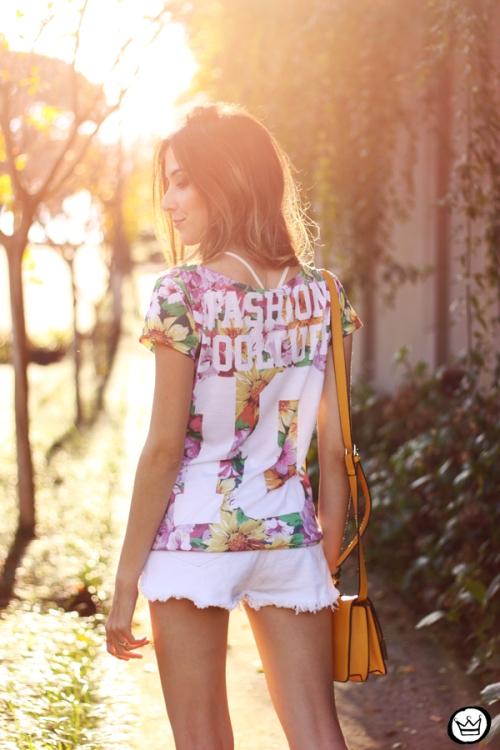 FashionCoolture - 14.06.2014 look du jour tshirt Brasil (5)