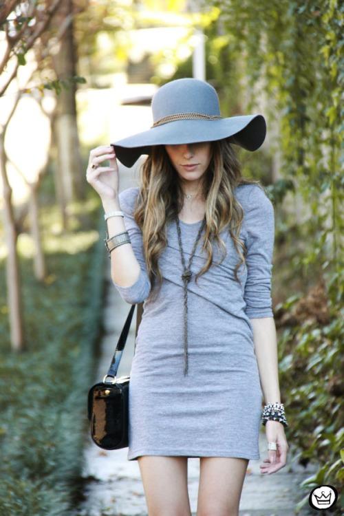 FashionCoolture -      17.06.2014 look du jour Studio Acesso gray outfit monochromatic (2)