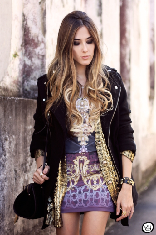 FashionCoolture - 23.06.2014 look du jour Moikana printed dress (2)