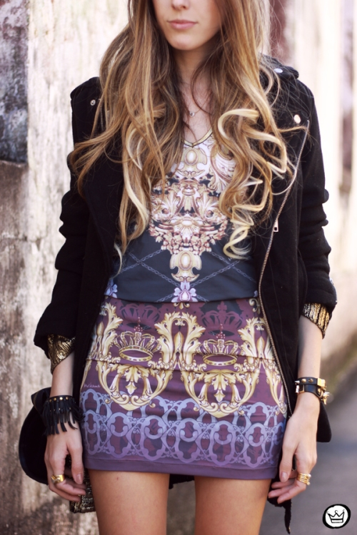 FashionCoolture - 23.06.2014 look du jour Moikana printed dress (5)
