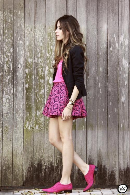 FashionCoolture - 24.06.2014 look du jour pink Carrano (4)