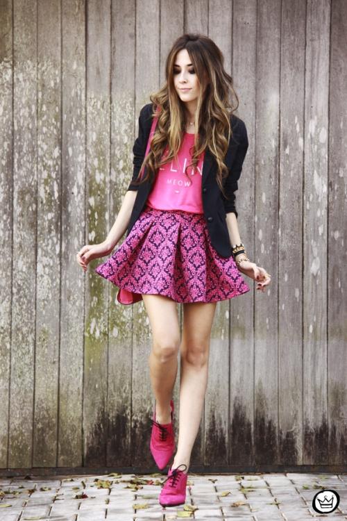 FashionCoolture - 24.06.2014 look du jour pink Carrano (7)