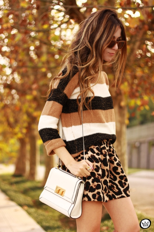 FashionCoolture - 30.06.2014 look du jour mix of prints (6)