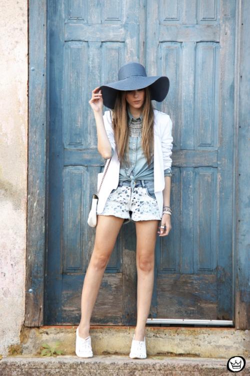 FashionCoolture - 18.07.2014 look du jour Dutmy denim (1)