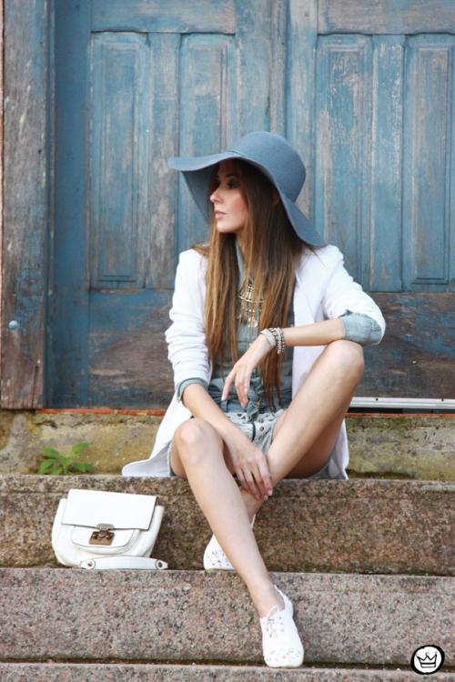 FashionCoolture - 18.07.2014 look du jour Dutmy denim (3)