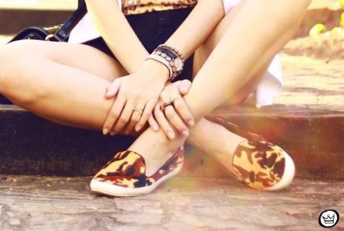 FashionCoolture - 30.07.2014 look du jour Dutmy iloveflats (7)
