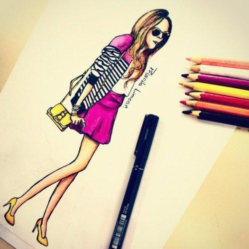 FashionCoolture drawing -