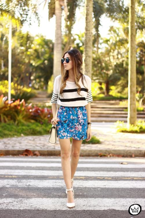 FashionCoolture - look du jour 24.07.2014 look du jour Gap (1)