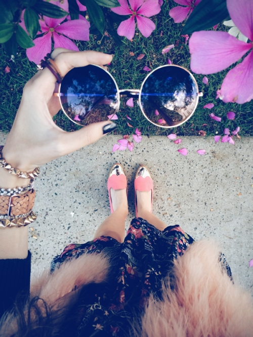 FashionCoolture sunglasses instagram